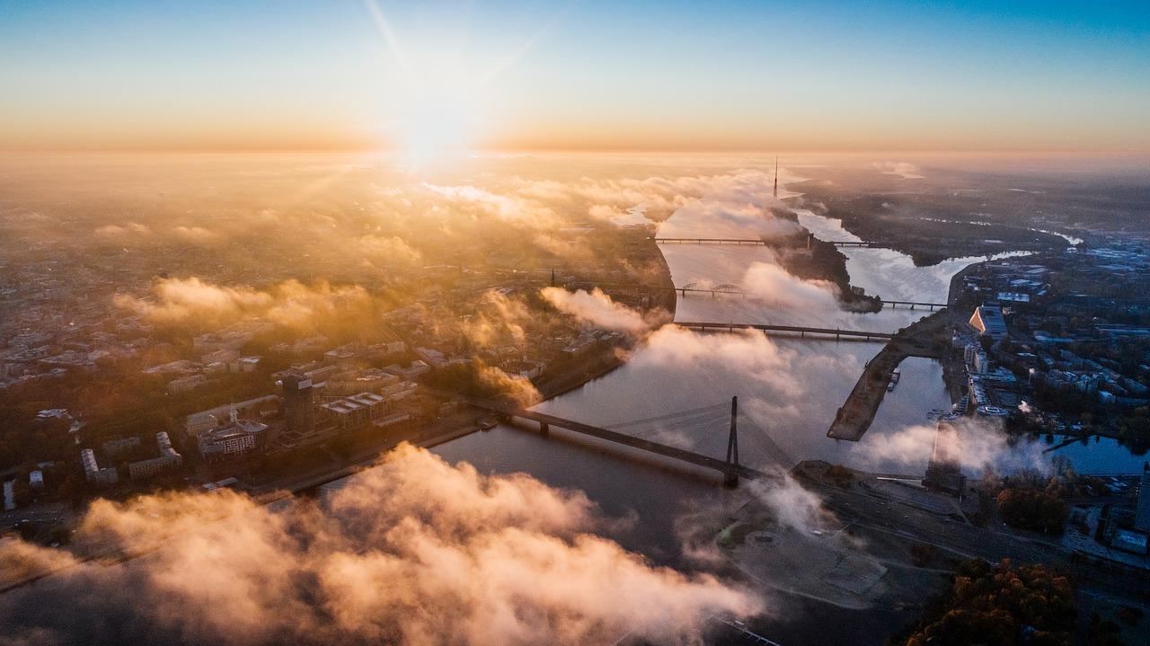Riga foto Mavic Air kopen